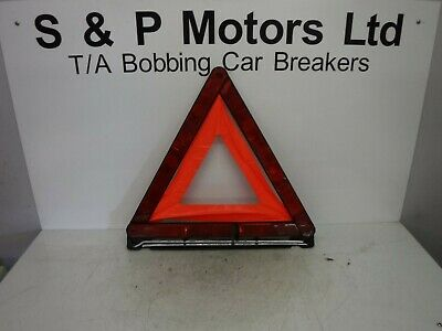 BMW E46 3 Series 03-06 2dr Convertible Warning Triangle 6768272