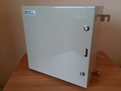 WEIDMULLER Klippon TB10A Electrical Enclosure 255 x 255 x 150 Junction Box