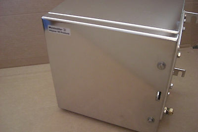 WEIDMULLER Stainless Steel Electrical Enclosure 255 x 255 x 200 Junction box