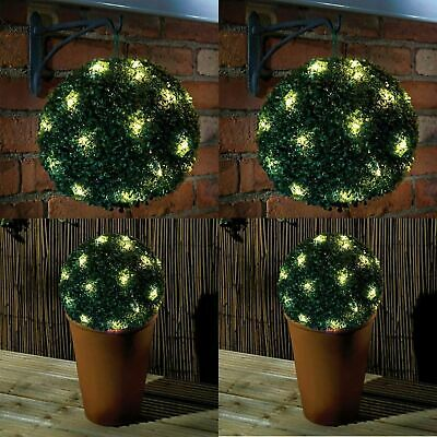 LED Solar Powered Retro Hang Bulb String Lights Garden Outdoor Party Decor Home