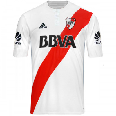 fc17369846a RIVER PLATE HOME Soccer Jersey Shirt w Copa Libertadores Patch All ...