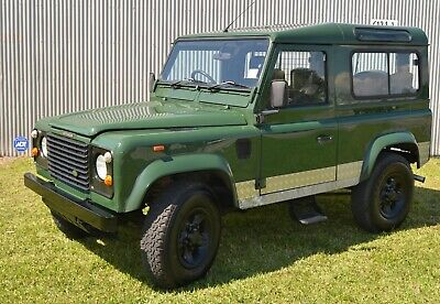 1993 Land Rover Defender CSW Land Rover Defender 90 county 200tdi Turbo Diesel Clean FL Title