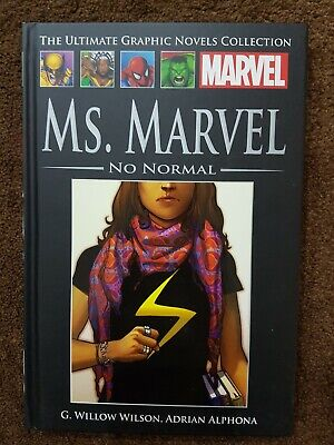 MS MARVEL NO NORMAL- Marvel Graphic Novel Collection vol 95