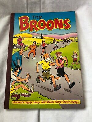 The Broons 1987 Annual