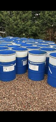 Steel drum 205ltr/ 45gallon  Ideal For Storage And Shipment Call 07789256330
