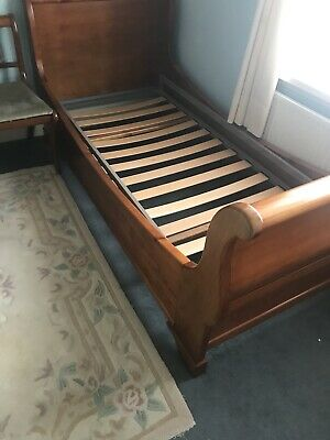 French Louis Single Bed
