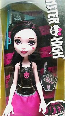 New Monster High Doll Unopened Collectible Draculaura Cheerleader Ghoul Spirit