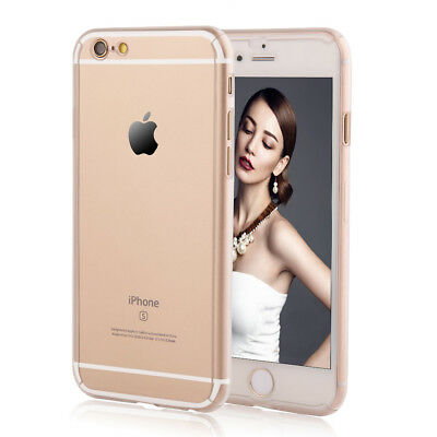 360° Tempered Glass Film+Hard PC Case Ultra Thin Cover For iPhone 6 Plus/6s Plus