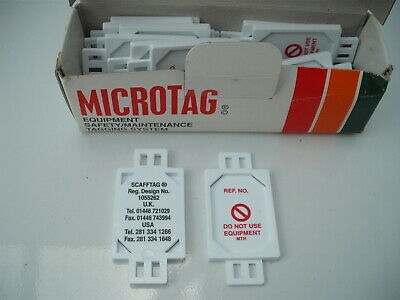 Microtag   Equipment Safety/maintenance Taging System