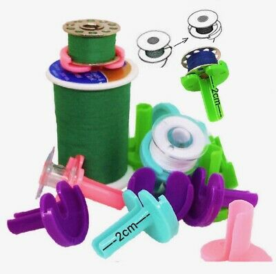20pcs Bobbin Buddies Bobbin Holder Great for Embroidery Quilting Sewing Machine
