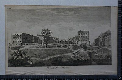1776 - Engraving of Winchester House
