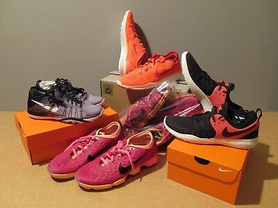 LOTTO SCARPE DONNA Nike Air Force Nr 39;come Nuove!! EUR