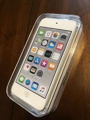 New Apple iPod touch 6th Generation Silver (32 GB) MKHX2LL/A US Seller A1574