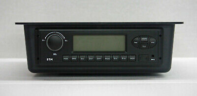24 volt radio Universal Self contained  AM/FM/WB/USB/Aux In