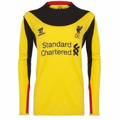 Liverpoolgoalkeeper Shirt Long Sleeve Tags/Packet L