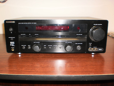 Kenwood KRF-V5200D 5 X 120W RMS receiver/amplifier in excellent condition