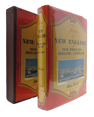 c1921 NEW & OLD ENGLAND, IRELAND & SCOTLAND illus history genealogy Mayflower