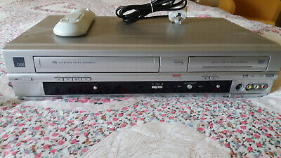 Dick Smith Electronics 4 Head VCR and DVD Recoder G1927