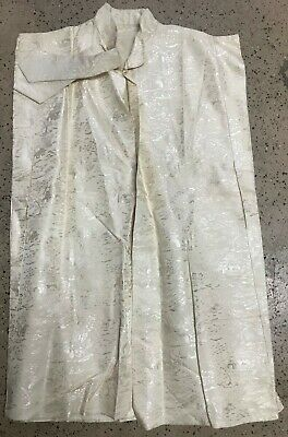 Antique - Vintage 19th or 20th Century Qing Dynasty Silk Chinese Robe