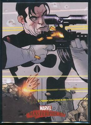 2008 Marvel Masterpieces 2 Trading Card #56 Nick Fury