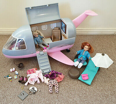Lori dolls Aeroplane and Accessories