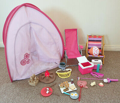 Journey Girls Camping set/Beach set and Accessories