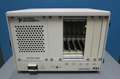 National Instruments PXI-1033 5-Slot PXI Mainframe w/PXI-2503 Relay Multiplexer