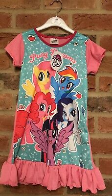 Girls - My Little Pony Nightie/Nightdress - Age 4-5 - Brand New