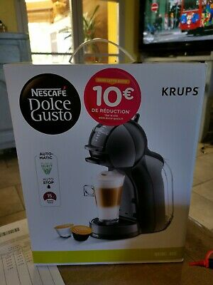 Machine A Cafe Dolce Gusto Mini Me Anthracite