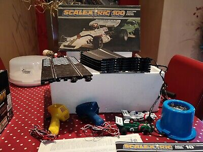 Scalextric 100 Electric Model Racing Set