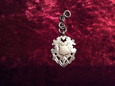 Sterling silver Pocket Watch Chain Fob