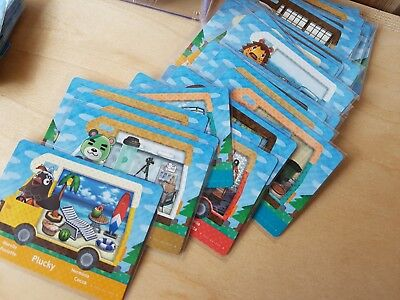Animal Crossing New Leaf Welcome Amiibo Cards ACNL