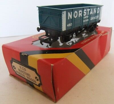 HORNBY RAILWAYS R220 Mineral Wagon 'NORSTAND' (Boxed)