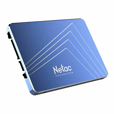 Netac N600S 512GB SSD 2.5 Inch Solid State Drive SATA3 Interface Read