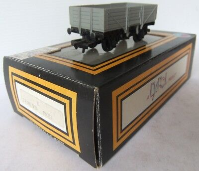 DAPOL A2 B90737 5 Plank BR unfitted Open Wagon  (Boxed)