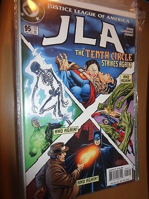 DC: JLA 95 Late May 2004 [Justice League]