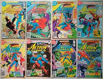 DC Comics: Superman starring in Action Comics x47 Issues