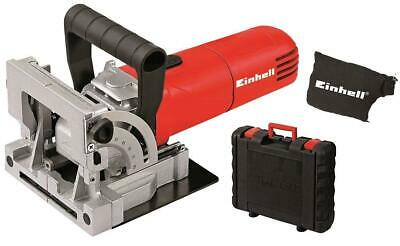 Einhell TC-BJ 900 Complete Biscuit Jointer With Dust Bag In BMC - Red