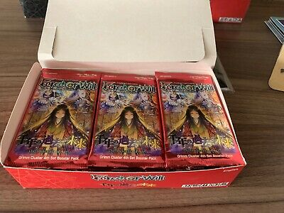 The Millennia of Ages Booster Pack x35 Force of Will New