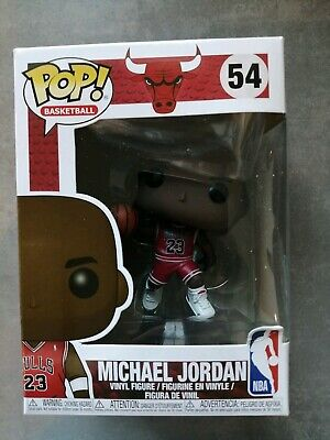 Michael Jordan #54 Funko Pop! Chicago Bulls - NBA - Original - Rare!