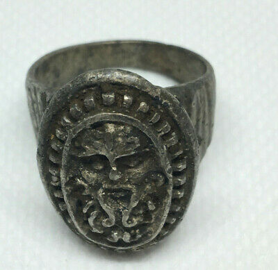 Roman Ancient Silver Ring R0001