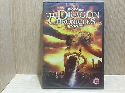 The Dragon Chronicles Fire & Ice DVD New & Sealed