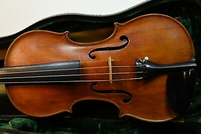A Superb Old Violin Stefano Scarampella 1907