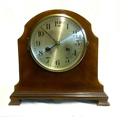 Beautiful Antique mantle clock in working condition.
