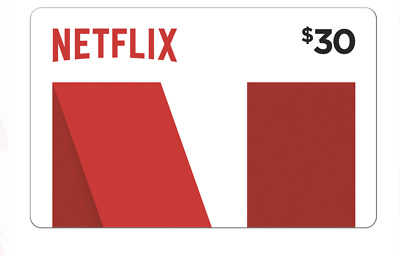 Netflix Gift Cards - Cheap - More than 40% off MSRP - FAST DELIVERY