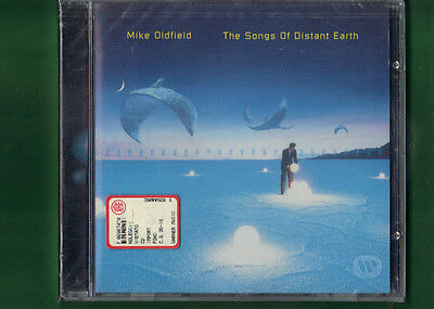 Mike Oldfield - The Songs Of Distant Earth Cd Nuovo Sigillato