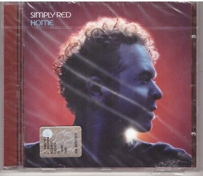 Simply Red - Home Cd Nuovo Sigillato