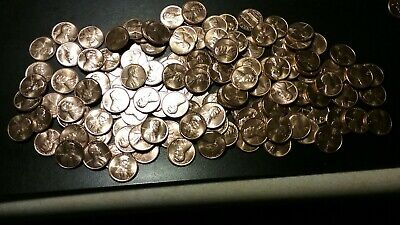 Lot Of 150+ 1969-S Lincoln Memorial Cents