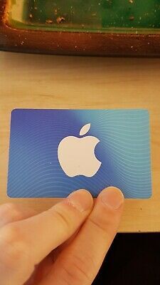 $50Apple Gift Card for $45 (CAD) Obviously unused. Serial hidden for security.