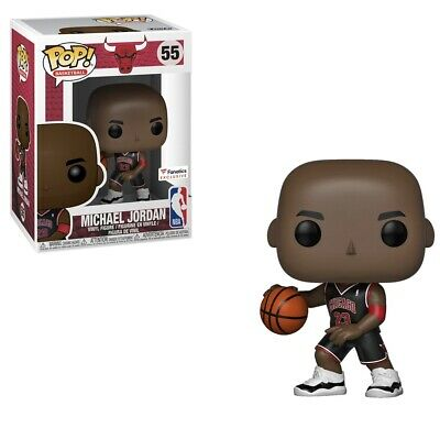 Michael Jordan Funko Pop Fanatics Exclusive #55 NBA Chicago Bulls